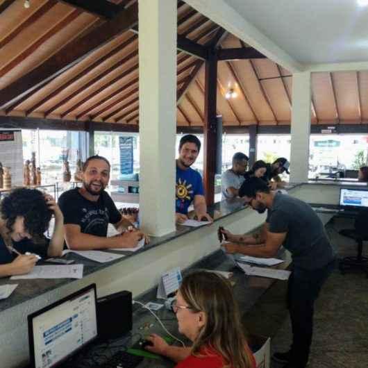 Secretaria de Turismo de Caraguatatuba recadastra 69 músicos e bandas locais para participarem de eventos