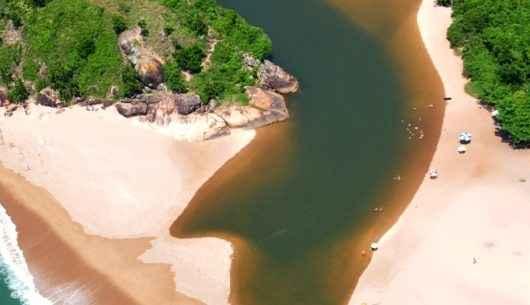 Prefeitura de Caraguatatuba e Fehidro vão contratar estudo para controle de abertura da Lagoa Azul