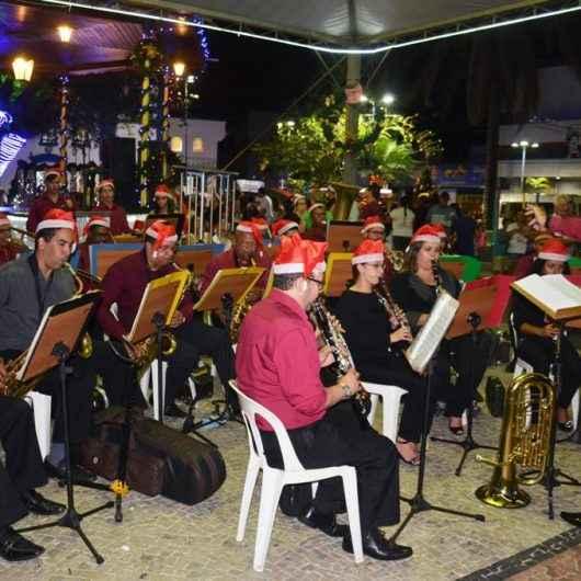 Praça Dr. Cândido Mota recebe Concertos Natalinos e visitação à casa do Papai Noel durante mês de dezembro