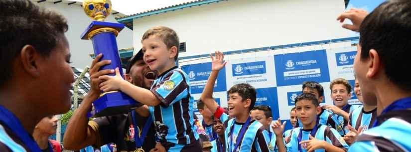 Copa da Criança 2019: Cruzeiro, Bola 10, Meninos do Porto e Esportinga são os grandes campeões