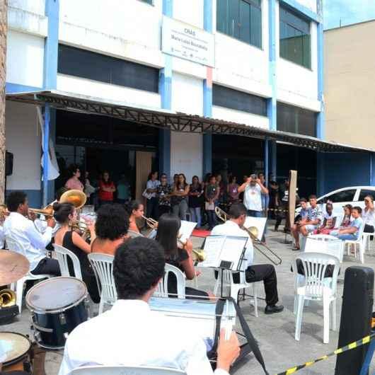 CRAS Sul realiza ação em apoio aos 16 Dias de Ativismo