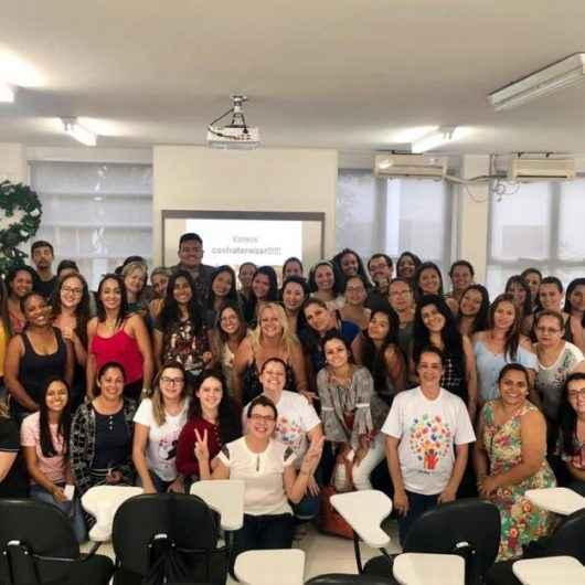 Secretaria de Educação de Caraguatatuba promove o último encontro do ano em Formação Continuada em Inclusão Escolar