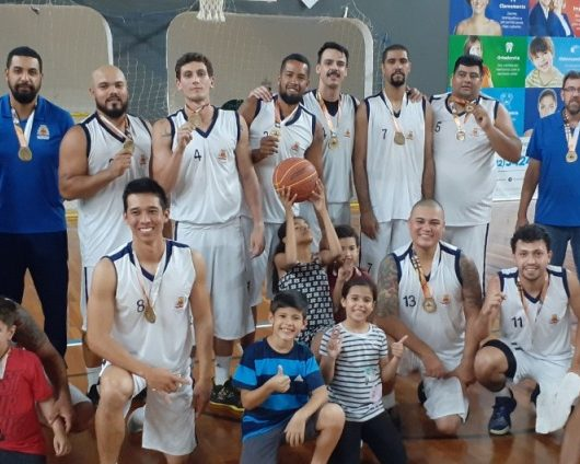 Campeão invicto: Caraguatatuba vence Cruzeiro em competição de basquete masculino