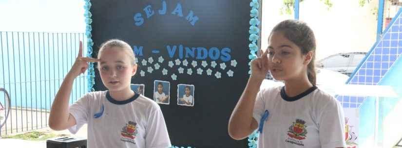Educação Inclusiva de Caraguatatuba é referência no Litoral Norte