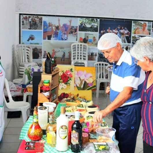 """Feira """"Delícia e Arte"""" reúne 35 expositores no Ciapi"""