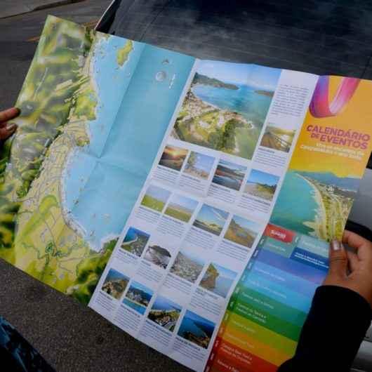 Prefeitura de Caraguatatuba lança Calendário de Eventos para 2020 e Mapa Turístico
