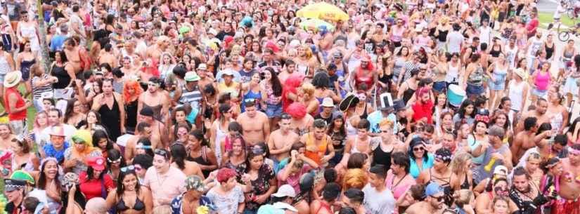 Caraguá Folia 2020 tem diversão com trios elétricos em 9 bairros, 17 blocos, Murilo Huff, Exaltasamba e Preta Gil