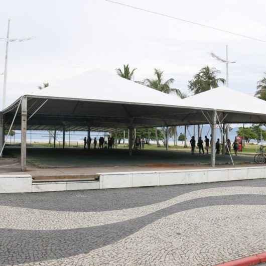 Feira de Artesanato muda para Praça Ton Ferreira durante as obras na Diógenes Ribeiro de Lima