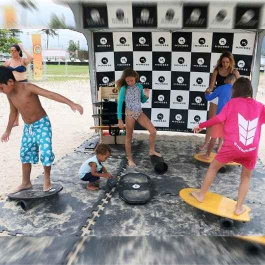 2ª Etapa do SUP e Surf Para todos tem local alterado pelo Almasurf