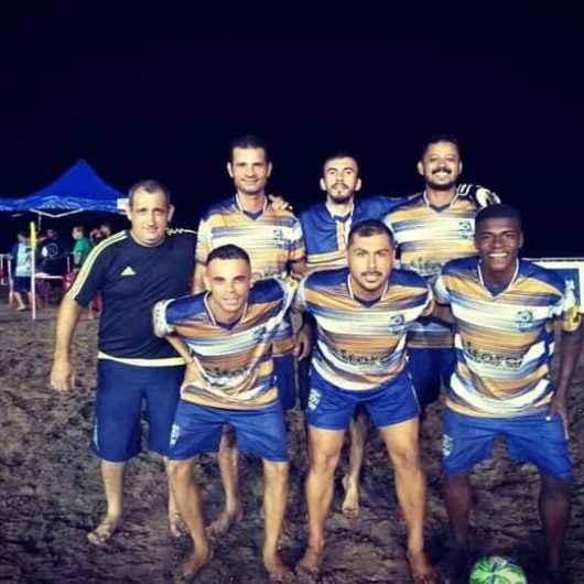 Torneio de Beach Soccer movimenta Arena Verão com várias partidas