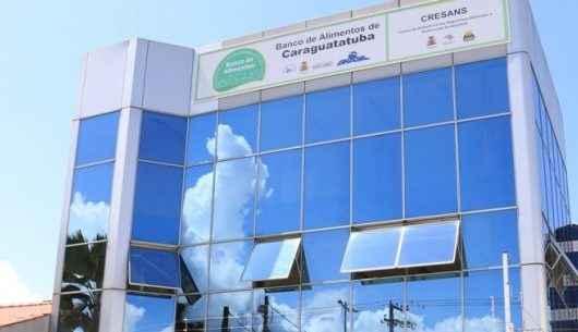 Banco de Alimentos de Caraguatatuba recebe doação de mais de 100 Kg de frutas