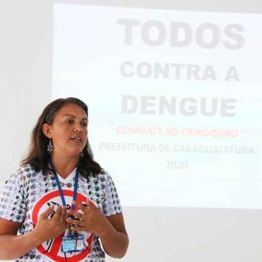 CRAS Jetuba realiza palestra sobre combate aos criadouros da dengue