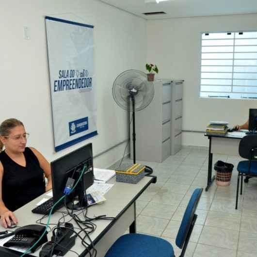 Sala do Empreendedor da Prefeitura de Caraguatatuba têm expediente reduzido nesta terça-feira (28/01)
