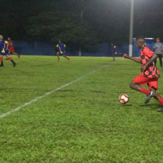 Inscrição no Torneio de Futebol do Aniversário de Caraguatatuba estarão disponíveis a partir desta quinta-feira