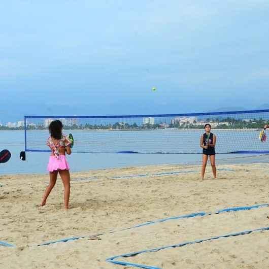 Torneio de Beach Tennis encerra as atividades da Arena Verão Esportiva 2020