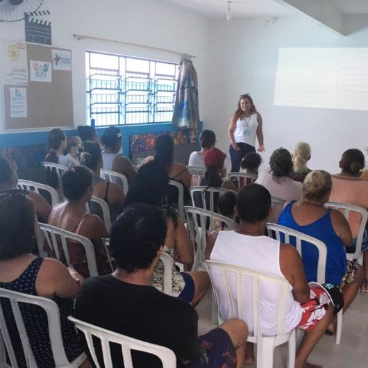 Banco de Alimentos inicia atividades de educação nutricional de 2020