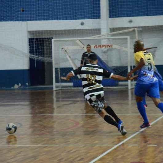 Prefeitura de Caraguatatuba realiza 1º Torneio de Futsal para comemorar o aniversário da cidade