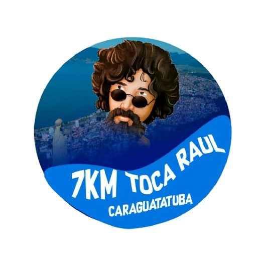 """Caraguatatuba recebe evento """"7km Toca Raul"""" no dia 25 de janeiro"""