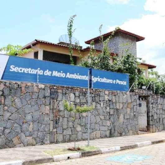 Secretaria de Meio Ambiente, Agricultura e Pesca suspende atendimento telefônico nesta terça-feira (21/01)