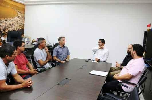 Associação dos Maricultores e Pescadores da Cocanha tratam sobre melhorias para atividade no município