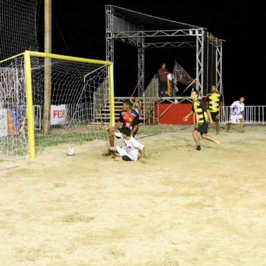 Carandiru e Lion FC disputam final do Campeonato de Beach Soccer Masculino de Caraguatatuba nesta sexta-feira (31)