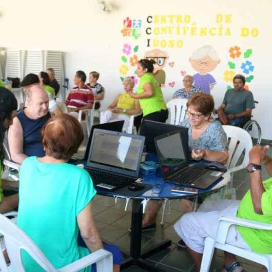 Caraguatatuba investe mais de R$ 500 mil em Centros de Convivência para Idosos