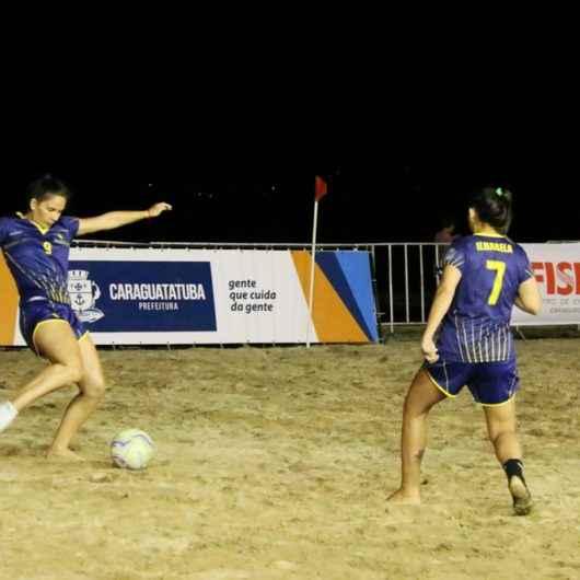 Fut Bonitas e Lifusac/Secer estão na final do Campeonato de Beach Soccer da Arena Verão