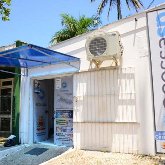 Programa de Inclusão Digital implantado em Caraguatatuba atende mais de 176 mil usuários