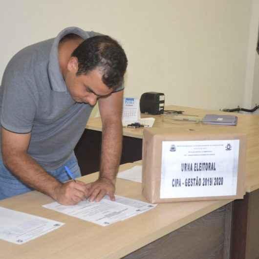 Inscrições para a eleição da CIPA se encerram na próxima segunda-feira (17)
