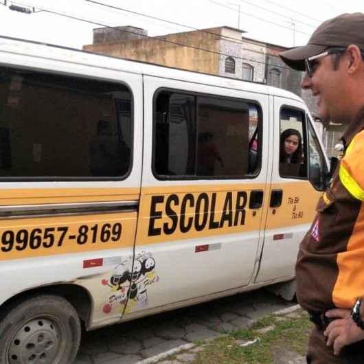 Prefeitura de Caraguatatuba disponibiliza lista dos transportes escolares regularizados no município