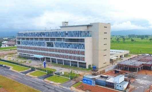 Prefeitos do Litoral Norte participam de visita técnica ao Hospital Regional em Caraguatatuba