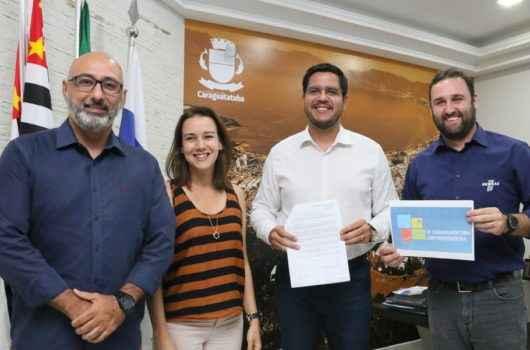 Prefeitura e Sebrae/SP formalizam convênio do Projeto Caraguatatuba Empreendedora IV para atender 13,5 mil pessoas