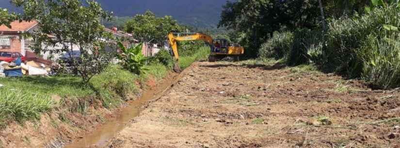 Prefeitura intensifica serviços de prevenção contra enchentes na Região Norte
