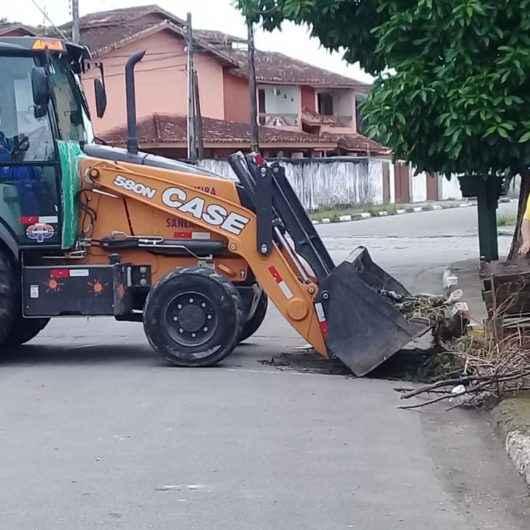 Prefeitura realiza Operação Bota-fora no Ipiranga