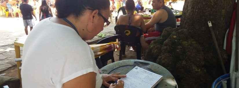 Operação Carnaval apreende produtos sem licença e irregulares