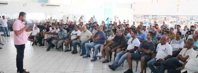 Motoristas de aplicativo criam comissão para debater atividade com Prefeitura de Caraguatatuba