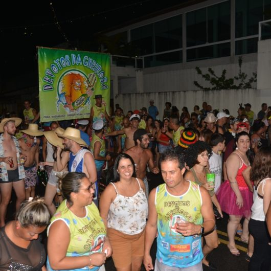 Devotos da Cheirosa anima o Carnaval de Marchinhas no Massaguaçu