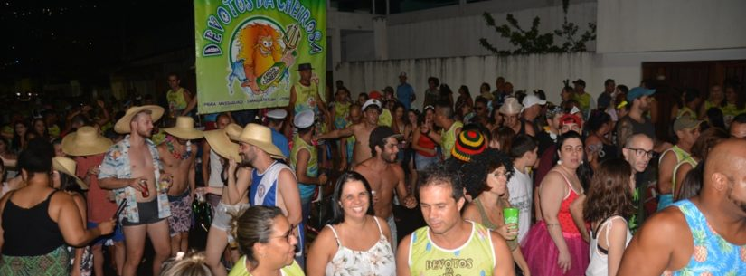 Devotos da Cheirosa anima o Carnaval de Marchinhas no Massaguaçu