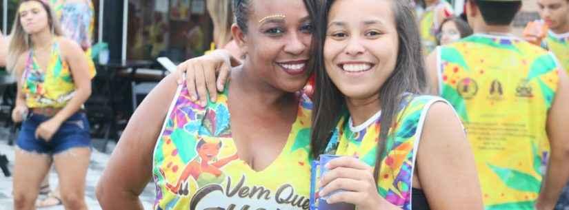 Bloco Vem Quem Guenta agita o Carnaval 2020 na zona Sul de Caraguatatuba