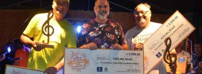 'O Vacilão' é o vencedor do 12º Concurso de Marchinhas de Caraguatatuba