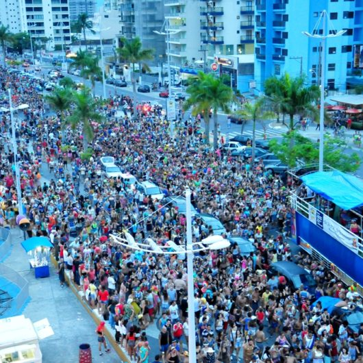 Unidades Básicas de Saúde de Caraguatatuba realizam ações na semana de pré-carnaval