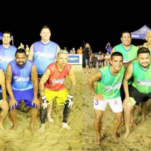 Futebol das Estrelas traz lances de craque para Arena Verão Esportiva em Caraguatatuba