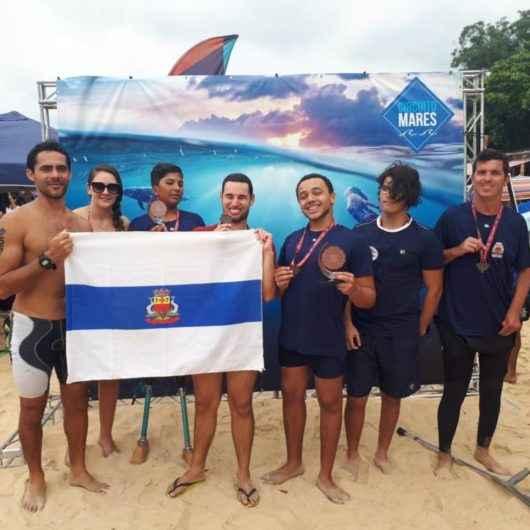 Equipe ACD de Caraguatatuba se destaca na 3ª Etapa do Circuito Mares