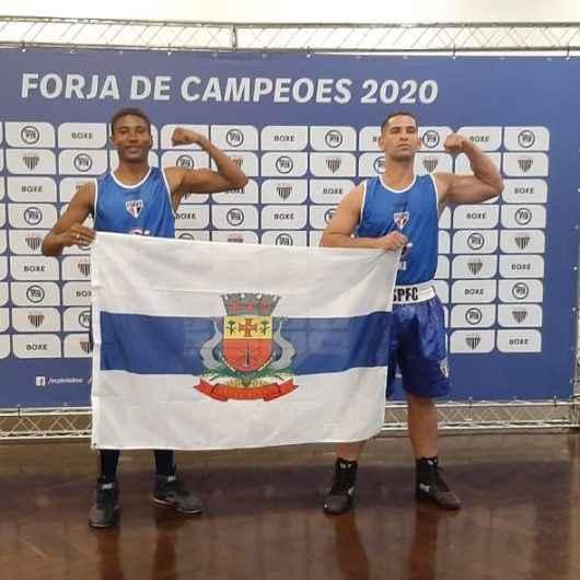 Caraguatatuba é destaque em competição estadual de boxe