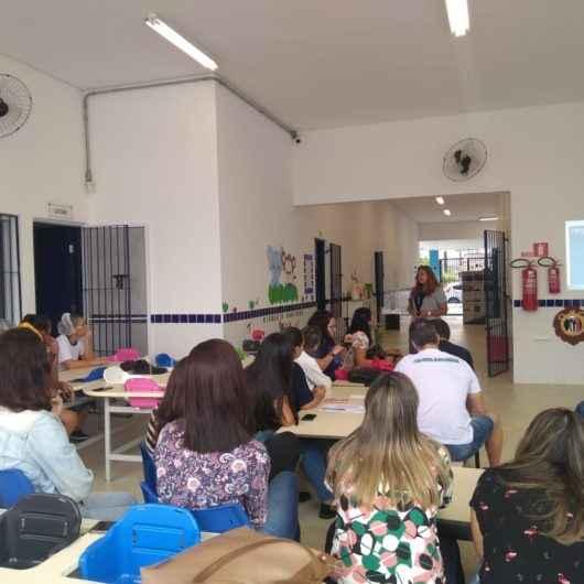 Banco de Alimentos de Caraguatatuba promove curso sobre Alimentação Infantil