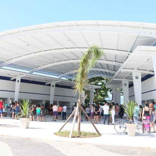 Prefeitura entrega novo Entreposto de Pesca do Camaroeiro totalmente reestruturado