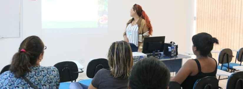 Banco de Alimentos de Caraguatatuba ensina alunos a reaproveitar e combater desperdícios
