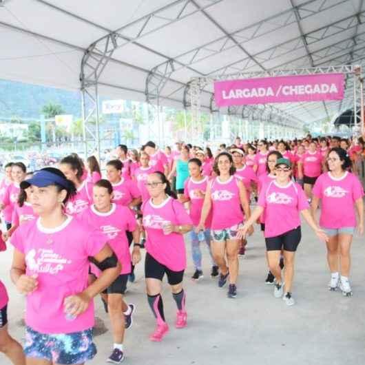 Prefeitura de Caraguatatuba promove atividades esportivas em comemoração ao Dia Internacional da Mulher