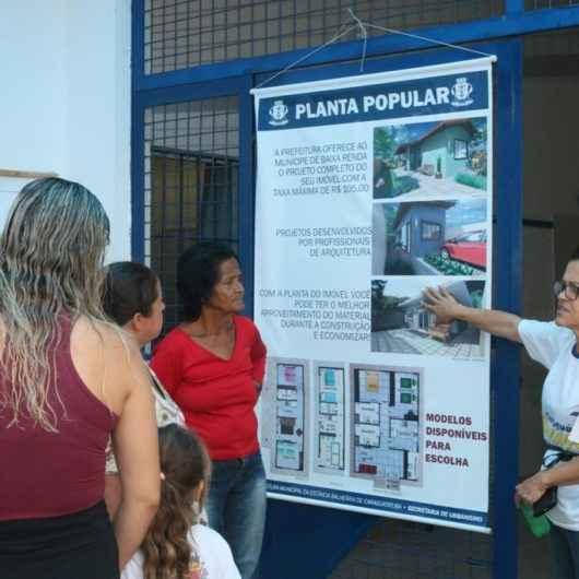 Programa Planta Popular chega às unidades escolares do Perequê-Mirim nesta sexta