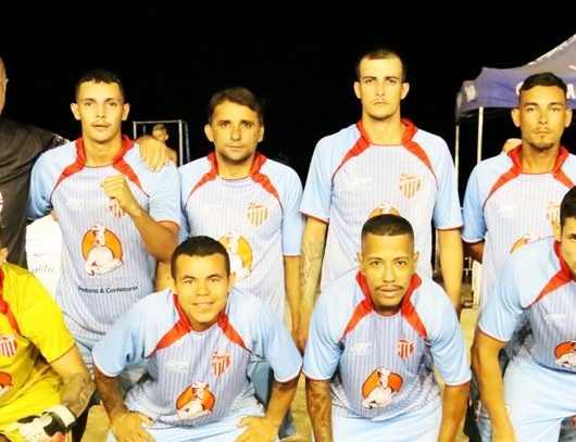Carandiru fatura título do Campeonato Municipal de Beach Soccer em Caraguatatuba